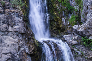 Waterfall by oddmountain