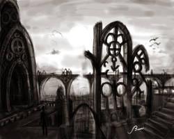 Ruins of the world by bramiac