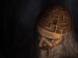 Maze of the mind by bramiac
