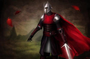 Prince of scarlet by bramiac
