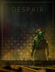 Poster DESPAIR by bramiac