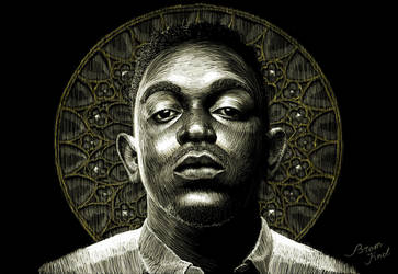 King Kendrick by bramiac