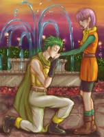 Lucca's prince by kaskachan