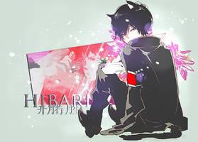 Hibari by IrisHiko