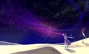 Star night by yoeah