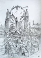 150401 Elven Bridge by WekT