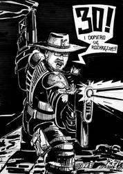 Shooter K by WekT