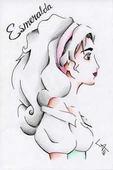 Esmeralda by Hummingbird26