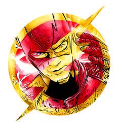 The Flash by Hummingbird26