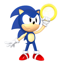 Sonic SATAM Render by JaysonJeanChannel