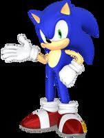 Random Sonic Render by JaysonJeanChannel