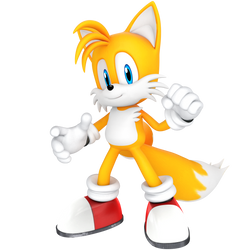 2018 Tails Render by JaysonJeanChannel