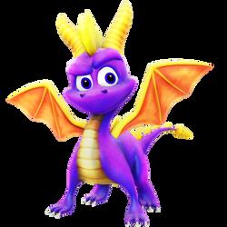 Spyro the Dragon by JaysonJeanChannel