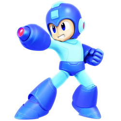 Mega Man the Blue Bomber by JaysonJeanChannel