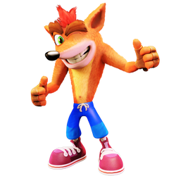 Crash Bandicoot by JaysonJeanChannel