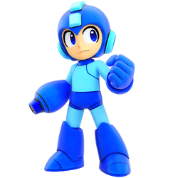 Mega Man, Ready and Loaded by JaysonJeanChannel