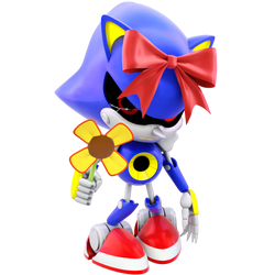 A Metal Sonic Christmas by JaysonJeanChannel