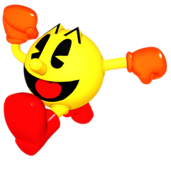 Pac Man 2019 Render by JaysonJeanChannel