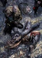 Mercenaries by lpeters