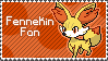 Fennekin Stamp by Aletheiia90