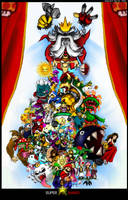 Super Mario Univ. by rwMost