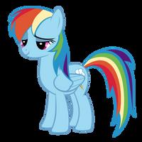 Rainbow Dash by Peachspices