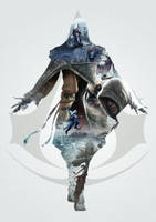 assassin's creed by CorentinChiron
