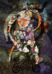 Naruto by CorentinChiron