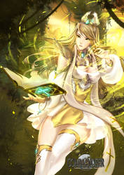 [Avalon] - Battle Priest by paeng