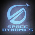 Space Dynamics Logo by JECBrush