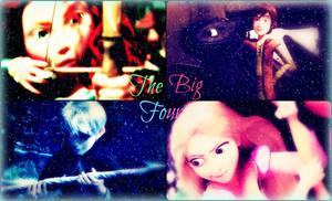 The Big Four! by CeeJayFrost