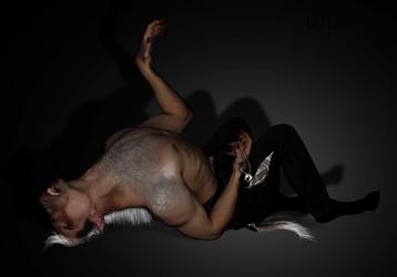 The Agony of Dehumanization by WhiteflameK