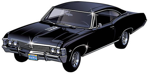 1967 Chevy Impala Details by rjonesdesign
