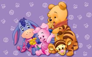 Baby Pooh Kids by rjonesdesign