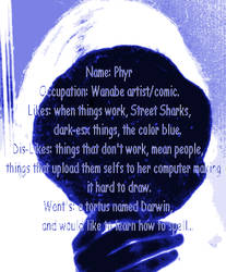 Phyrnyt ID blue by phyrnyt
