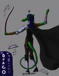 RPG Dragon char by phyrnyt