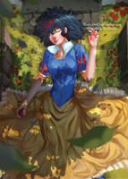 Sleep Forever (Snow white) by Closz