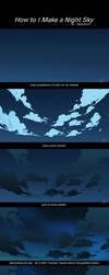 How  to i make a Night SKy by Closz