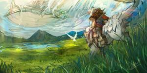 Magic in the air by Closz