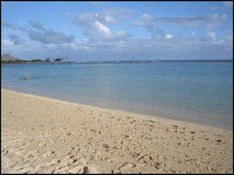 Beautiful Beach by Demona909