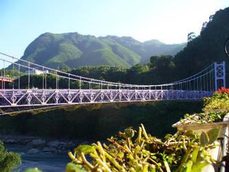 a bridge in Taiwan by Demona909