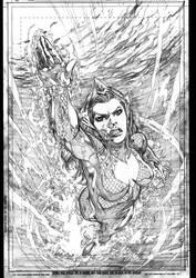 MERA AQ ISSUE 12 by IvanReisDC