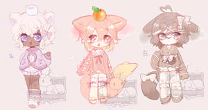[24hr PreClaim] Parfumimi set price [CLOSED] by BabyPippo
