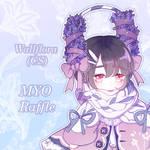 Wallflora (CS) MYO Raffle [CLOSED] by BabyPippo