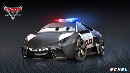 Hot Pursuit Reventon 2_CARS by yasiddesign