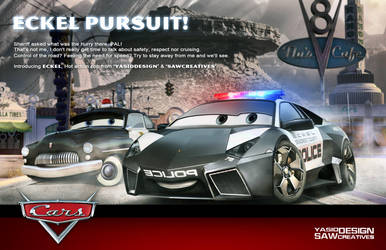 Hot Pursuit Reventon 3_CARS by yasiddesign
