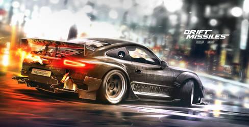 Speedhunters Porsche 911 NFS Tribute 1 variation 1 by yasiddesign