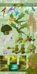 JaneEden's Enchanted World stock by JaneEden