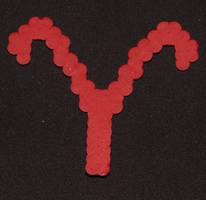 Aries Symbol Perler by LillyInverse