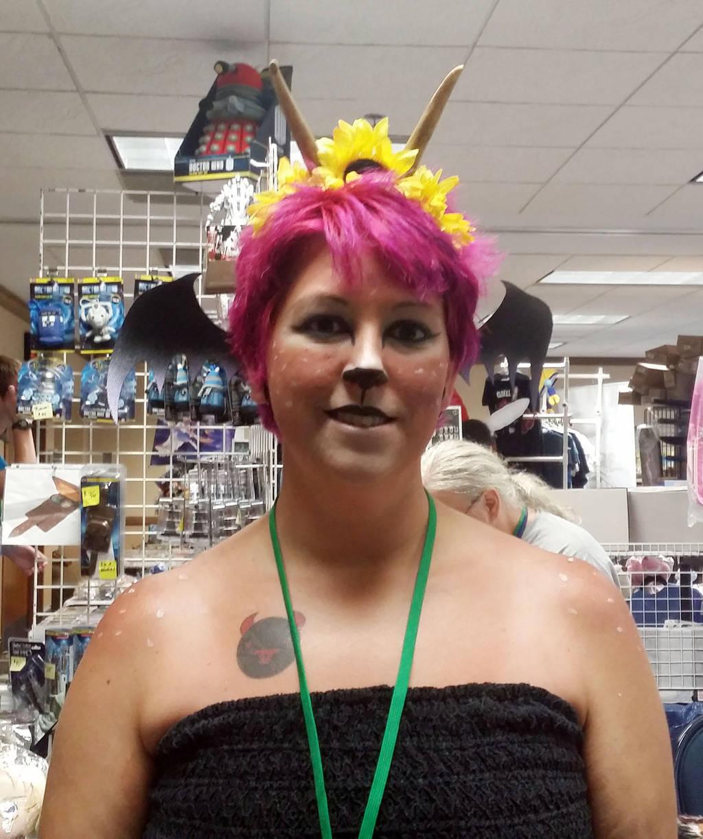 Custom Cosplay Ear Cuffs - Bat Wings! by LillyInverse